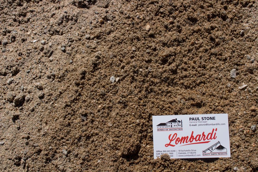 C33 Sand - Size Comparison