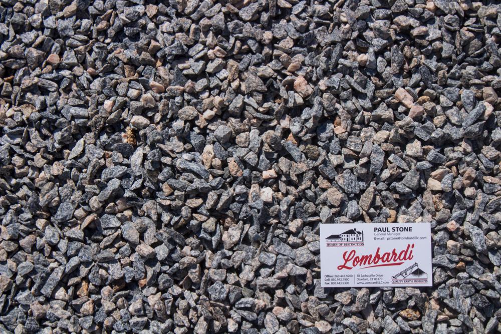 3/8″ Crushed Stone - Size Comparison