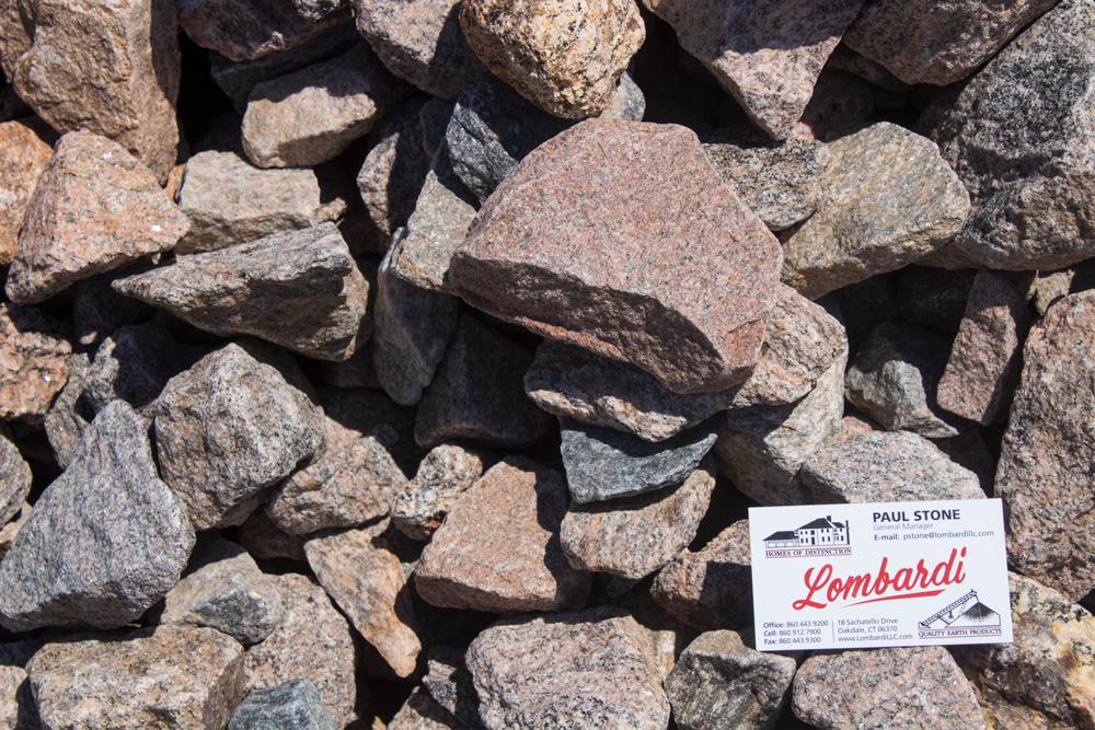 3-6″ Crushed Stone - Size Comparison